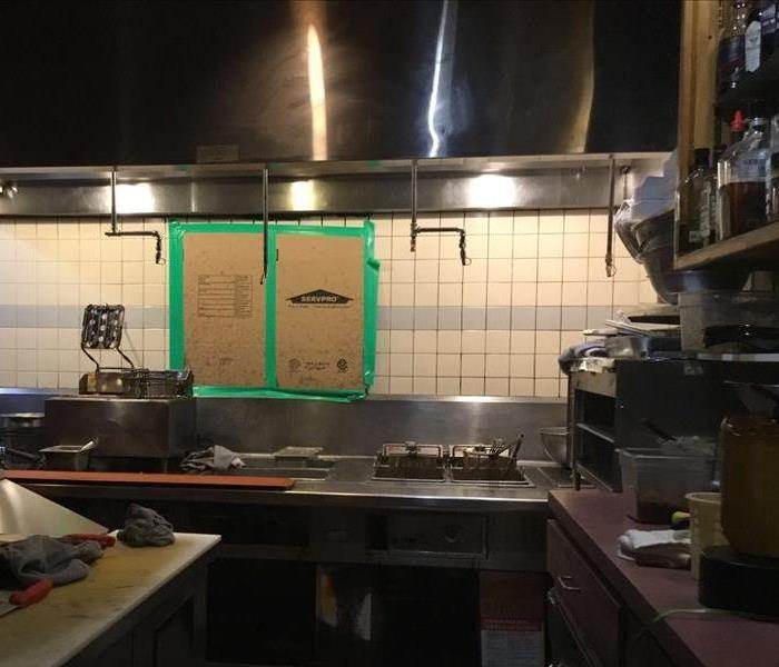 Local Queen Creek Resturant Suffers Kitchen Fire After