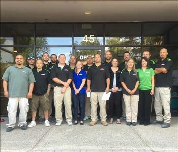 SERVPRO of Gilbert Staff