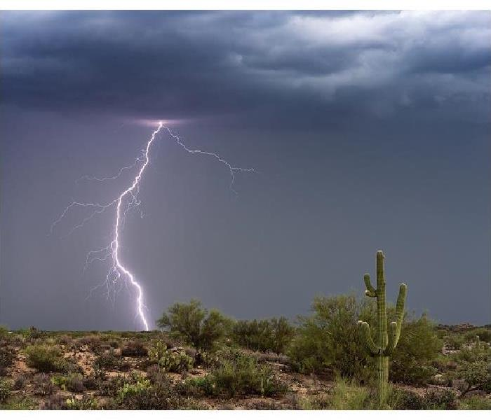 Why SERVPRO How Can You Prepare for Monsoons in San Tan Valley?