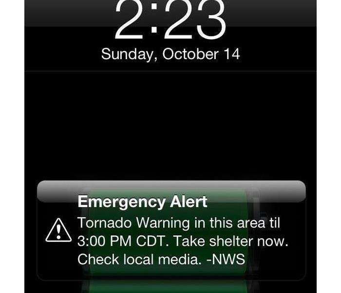 Storm Damage Wireless Emergency Alerts: What You Need to Know