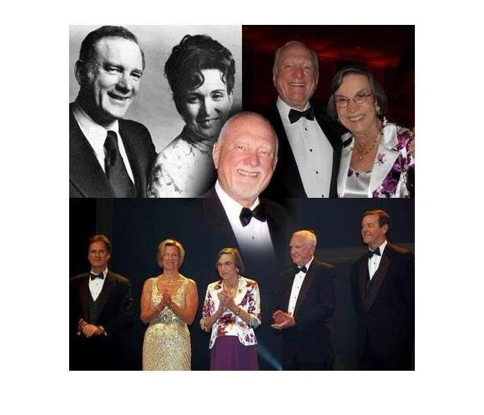 Community Sad News about our SERVPRO Founder, Ted Isaacson