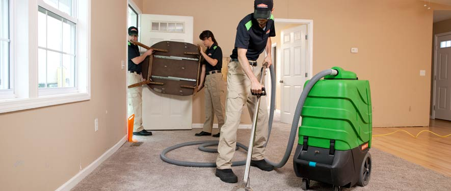 Gilbert, AZ residential restoration cleaning